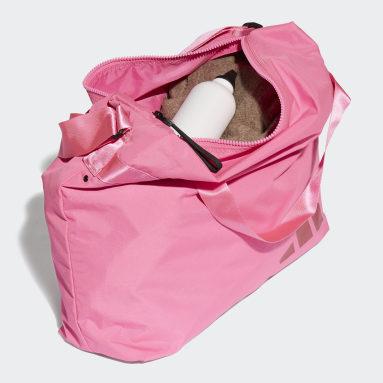 Bolso Oversize Rosa Mujer Tenis