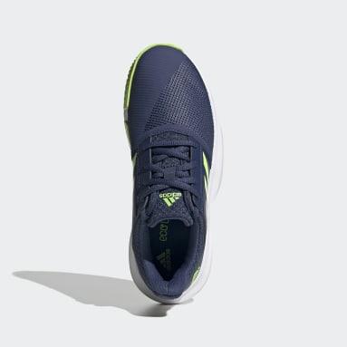 Zapatillas CourtJam (UNISEX) Azul Niño Tenis