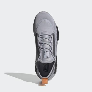 Chaussure NMD_R1 Spectoo Argent Originals
