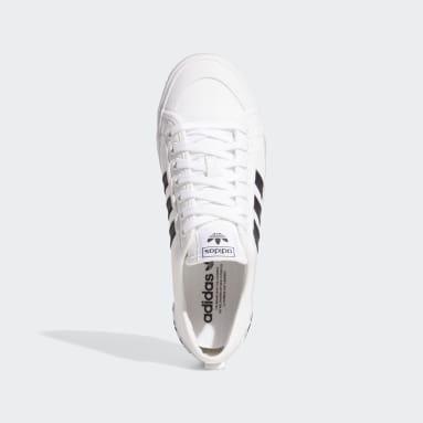 Originals Hvid Nizza sko