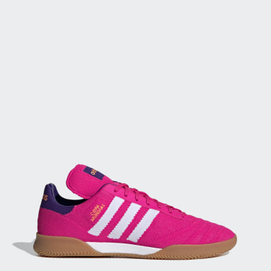 Men Football Pink Copa 70 Year Trainers