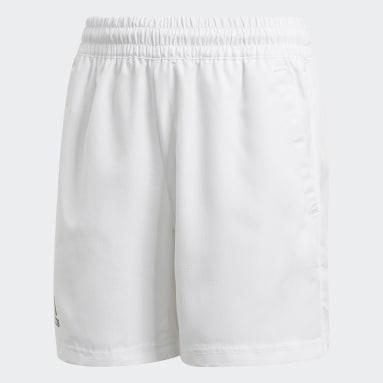 белый Шорты для тенниса Club