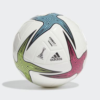 ผู้ชาย ฟุตบอล สีขาว ลูกฟุตบอลสำหรับฝึกซ้อม Conext 21