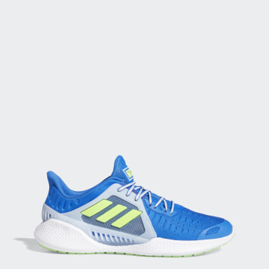 Running Blue ClimaCool Vent SUMMER.RDY EM Shoes