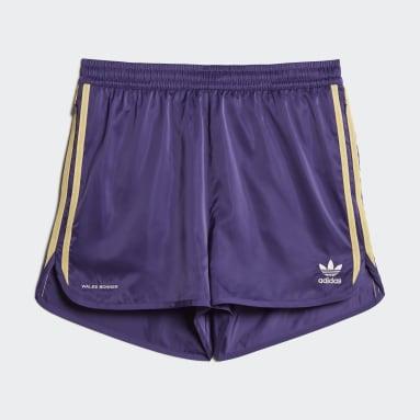 Herr Originals Lila Wales Bonner 70s Shorts