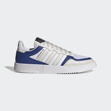 Originals Grå Supercourt Stripes sko