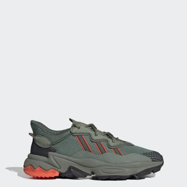 Men Originals Green OZWEEGO TR Shoes