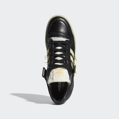 Scarpe Forum 84 Low Premium Nero Originals