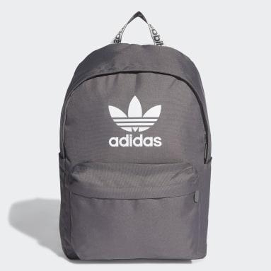 Kids Originals Grey Adicolor Backpack