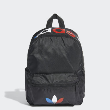 Originals Black Adicolor Tricolor Mini Backpack