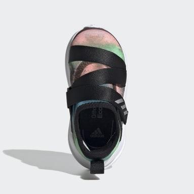 Infant & Toddler Training Black FortaRun Running Shoes 2020