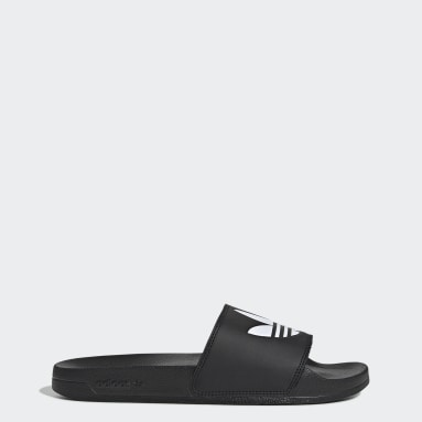 Men's Originals Black Adilette Lite Slides