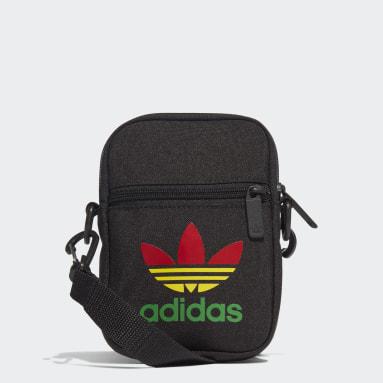 Originals Black Trefoil Festival Bag