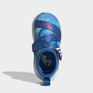 Infants Running Blue FortaRun X Frozen Shoes