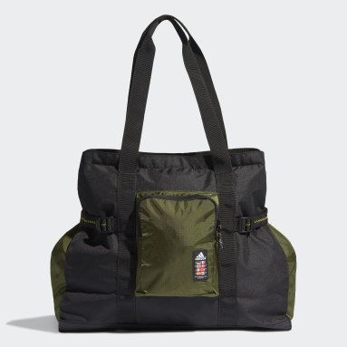 Handball Black Explorer Primegreen Tote Bag