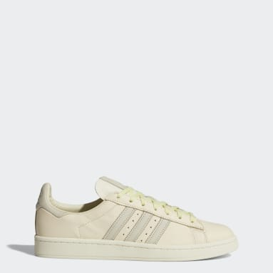 Zapatillas Campus Pharrell Williams Beige Hombre Originals