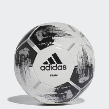 Bola Team Capitano (UNISSEX) Branco Futebol