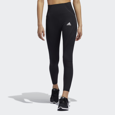Women Training Black TLRD HIIT Lux 7/8 Tights