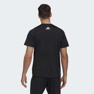 T-shirt FreeLift Noir Hommes Running