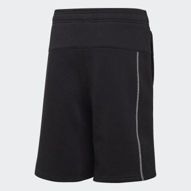 Kids Originals Black R.Y.V. Shorts