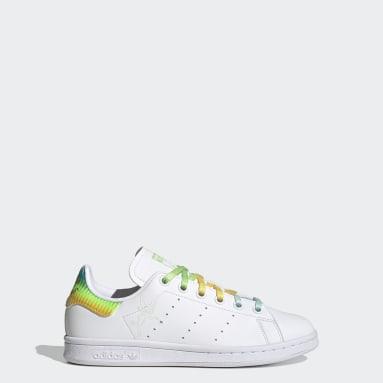 Børn Originals Grå Stan Smith Tinkerbell sko