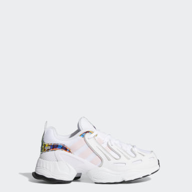 Youth Originals White EQT Gazelle Shoes