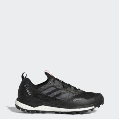 Men TERREX Black Terrex Agravic XT GTX Shoes