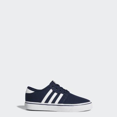 Kids Originals Blue Seeley Shoes