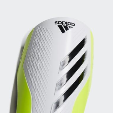 белый Футбольные щитки X Match