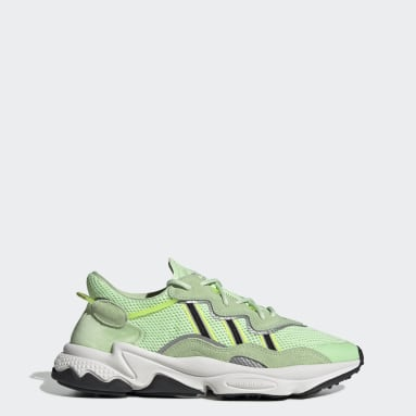Men Originals Green OZWEEGO Shoes