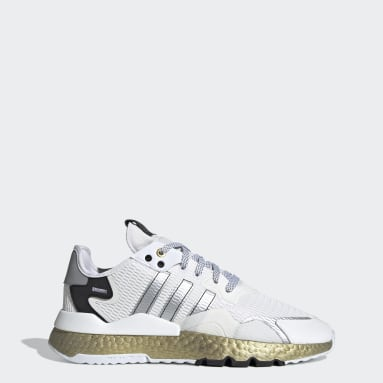 Men Originals White Nite Jogger Shoes