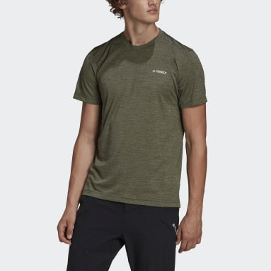 Men TERREX Green Terrex Tivid T-Shirt