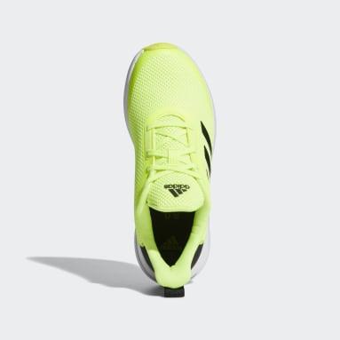 Chaussure FortaRun jaune Enfants Entraînement