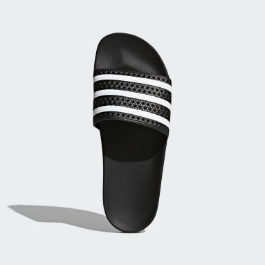 Men's Originals Black Adilette Slides