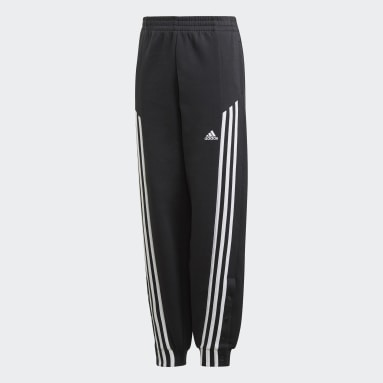 Pantalon Snap Noir Filles Fitness Et Training