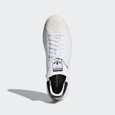Originals White Superstar 80s Primeknit Shoes