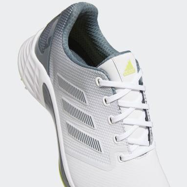 Chaussure de golf ZG21 Wide blanc Hommes Golf