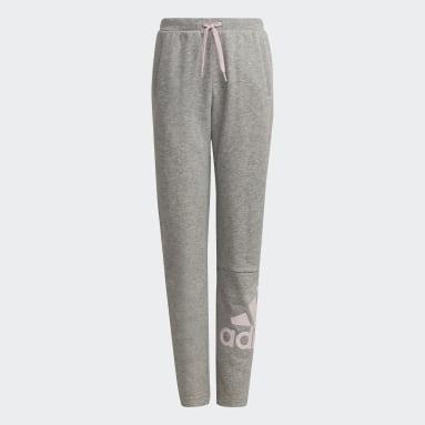 Girls Sportswear Grey adidas Essentials French Terry Pants