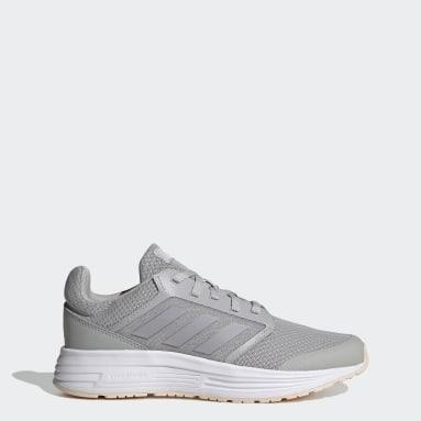 Women Running Grey Galaxy 5 Shoes