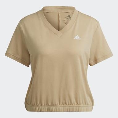T-shirt Essentials Dance Beige Femmes Essentials