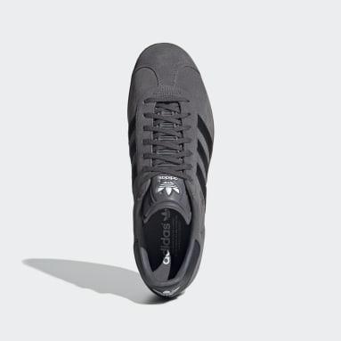 Originals Grå Gazelle sko