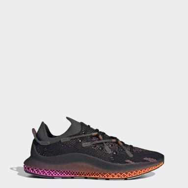 Men Originals Black 4D Fusio Shoes