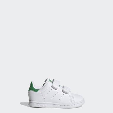 Infants Originals White Stan Smith Shoes