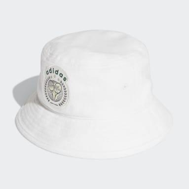 Cappello Bucket Bianco Originals