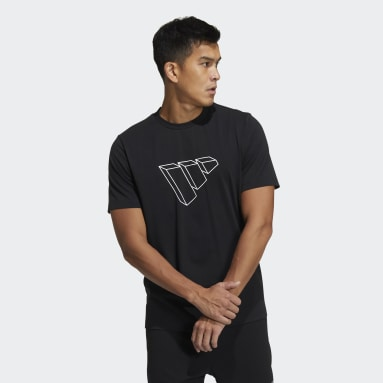 Men Sportswear Black Future Icons Sub Badge of Sport Tee