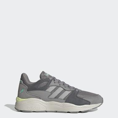 Men Running Grey Crazychaos Shoes