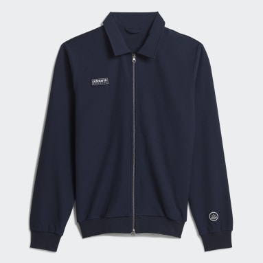 Men Originals Blue Ewood Track Top