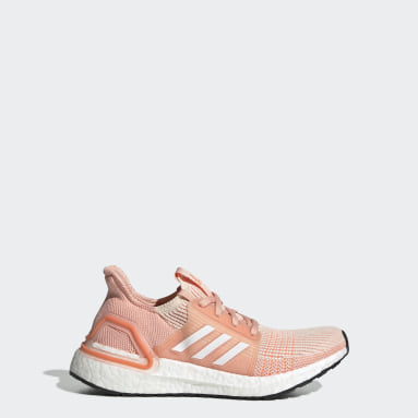 Chaussure Ultraboost 19 Beige Adolescents Course