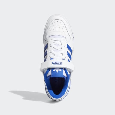 Tenis Forum Low Blanco Mujer Originals