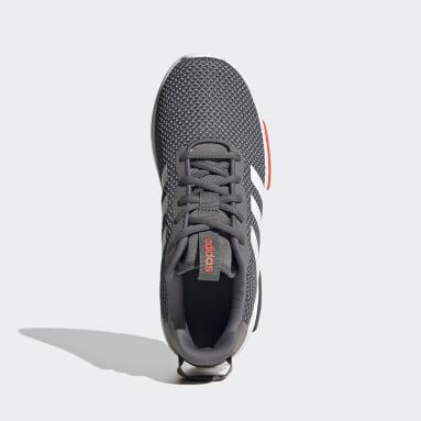 Kids Essentials Grey Racer TR 2.0 Shoes